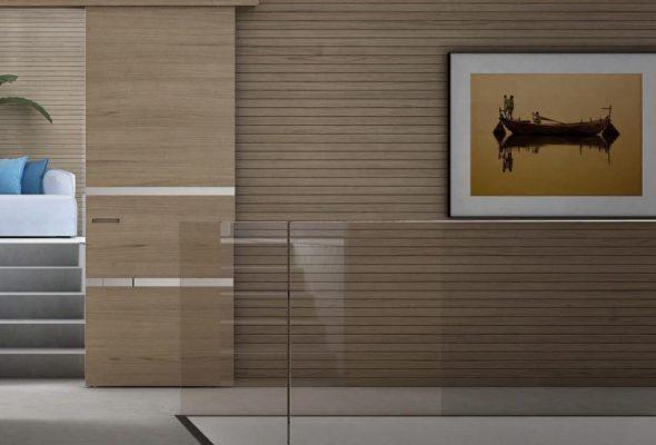 Раздвижные межкомнатные двери – красиво и функционально