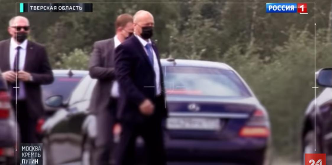 В Беларуси порезали сюжет «О чем Лукашенко шептался за спиной у Путина?» Что увидели российские телезрители, но не показали белорусам?