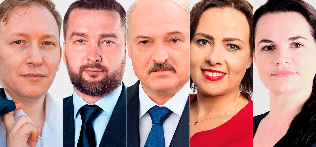 Кандидаты в президенты отвечают на вопросы Intex-press о зарплатах, проблемах страны и Барановичах