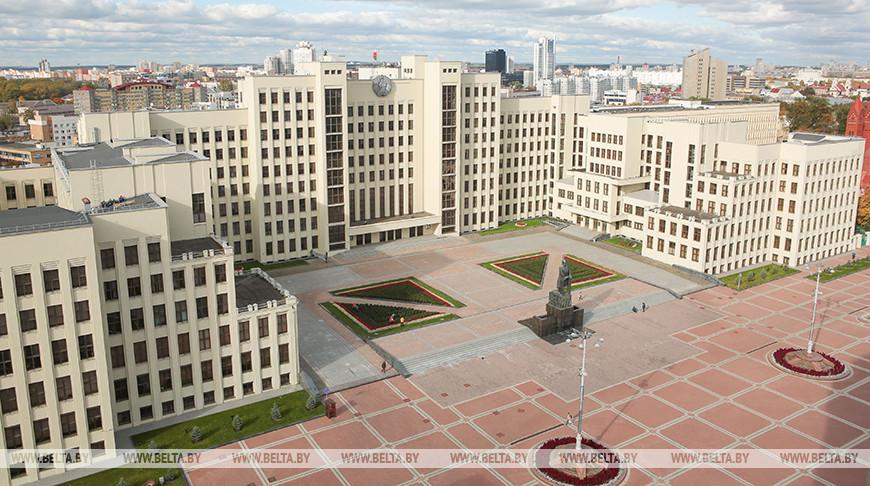 Лукашенко назначил премьер-министра и членов правительства. Силовики свои посты сохранили