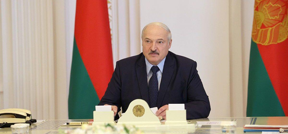 Лукашенко о задержанных боевиках: не американцы и не натовцы сюда прислали «33 богатыря»
