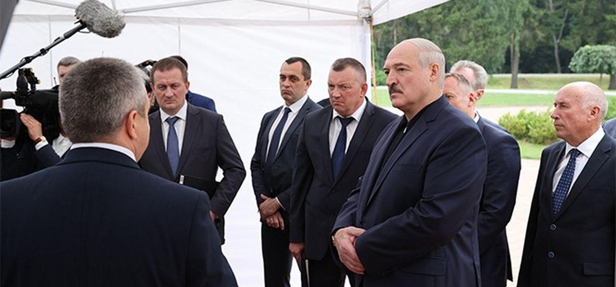 Лукашенко подтвердил, что пригласил российских журналистов взамен бастующих на телевидении