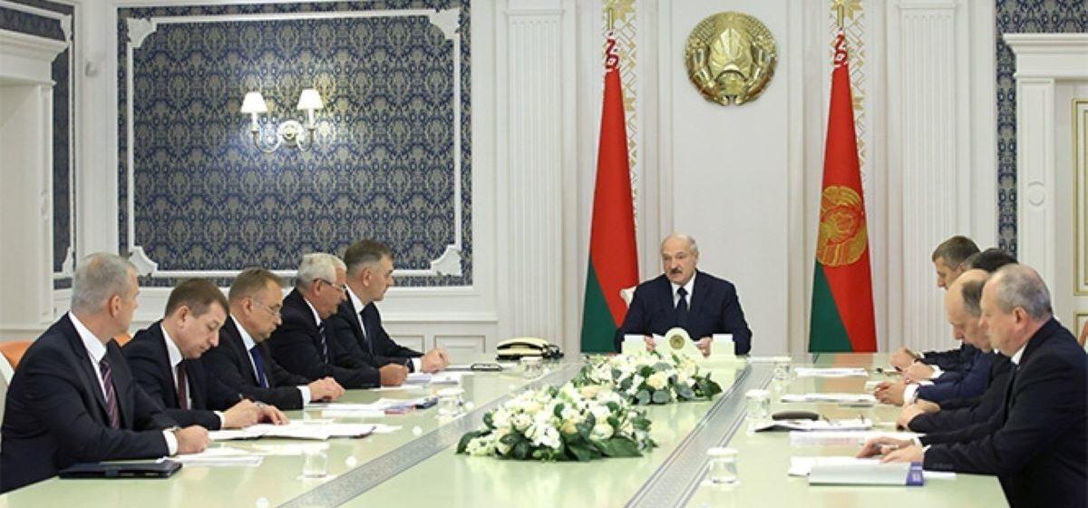 Лукашенко: Дипломатическая бойня против нас началась и на самом высоком уровне