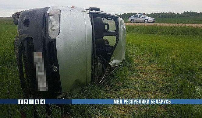 Завершено расследование ДТП, в котором из-за пьяного водителя из Барановичей погиб пассажир
