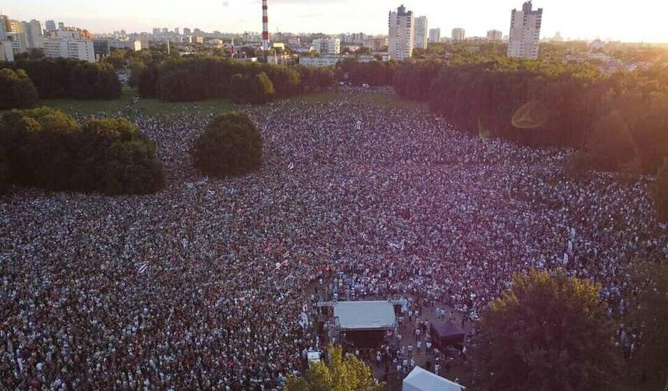 Митинг будет. Тихановская решила не отказываться от встречи с избирателями 6 августа в Минске
