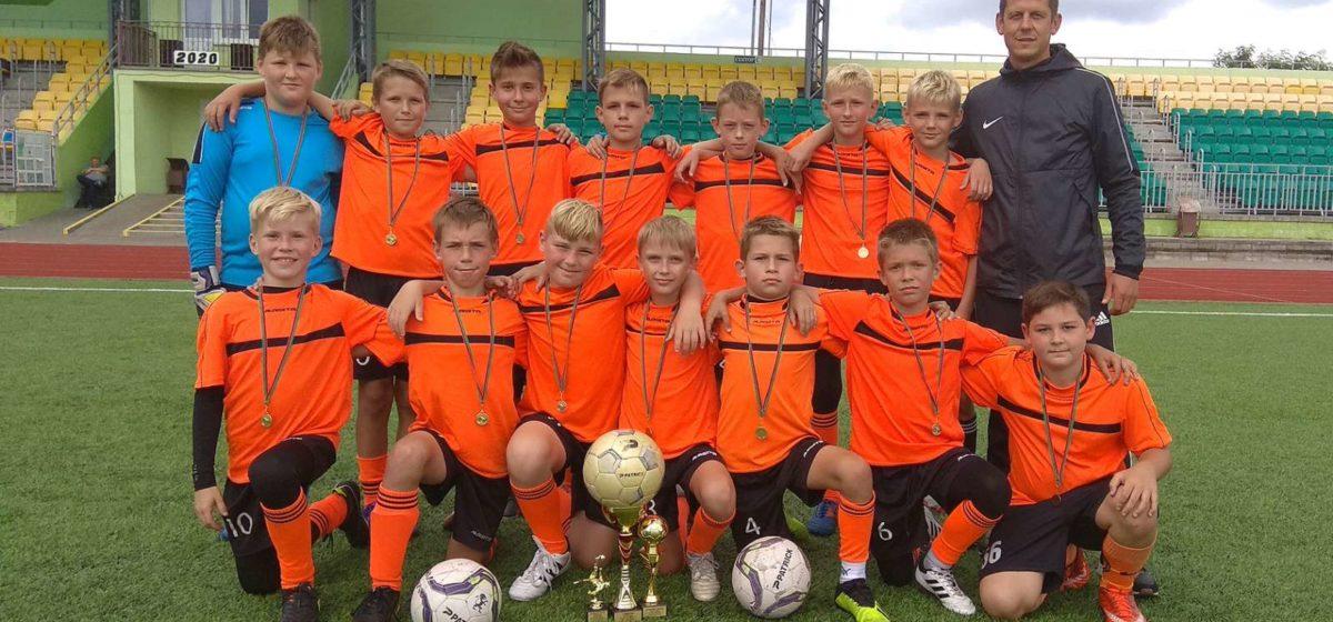 На ноль! Юные футболисты Барановичей первенствовали в республиканском турнире, ни разу не пропустив