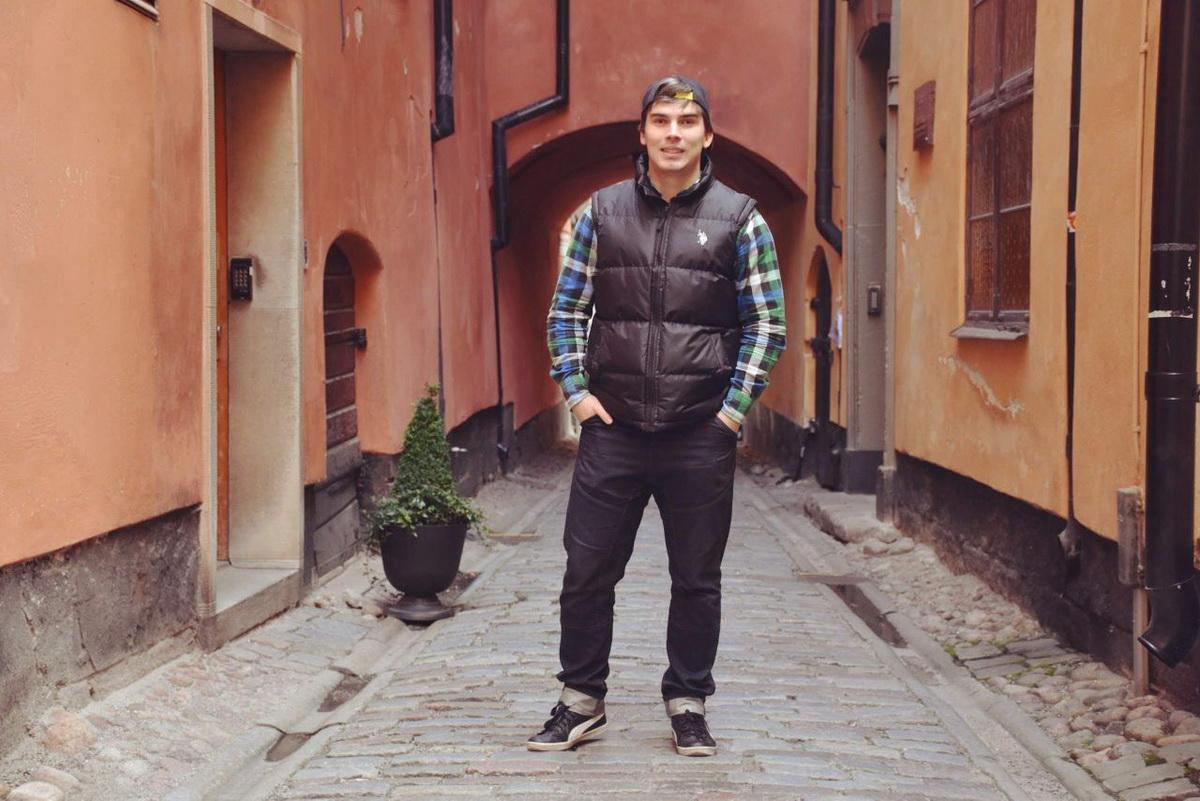 Руслан Трибуховский. Фото: архив героя статьи