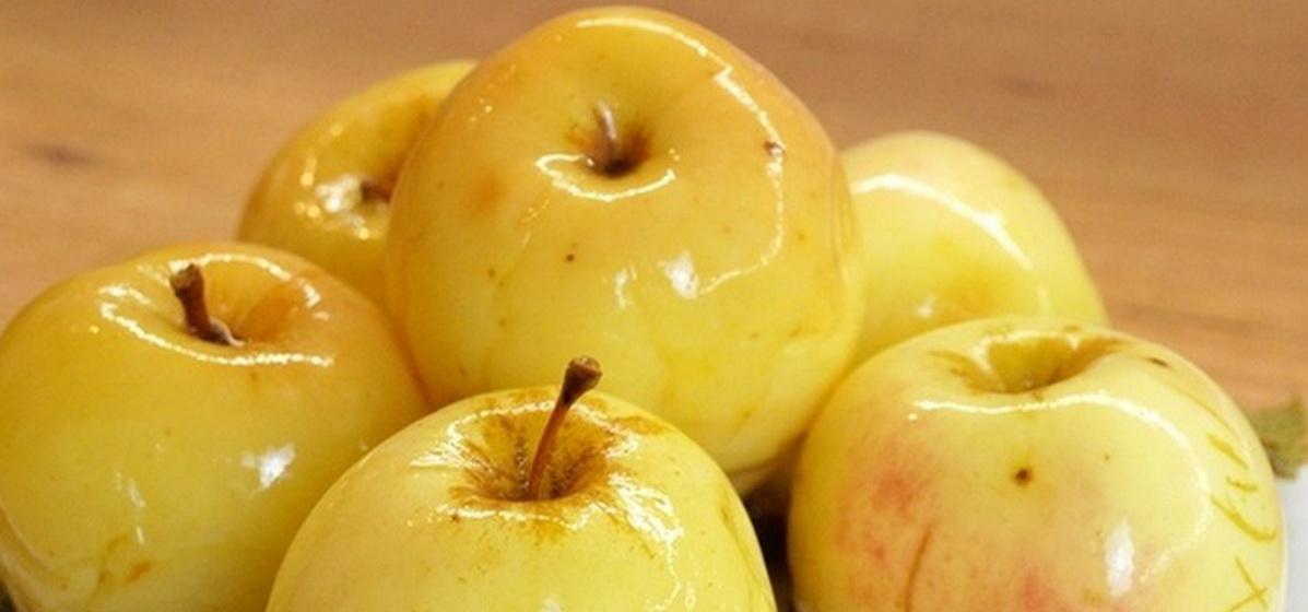 Вкусно и просто. Моченые яблоки в банках
