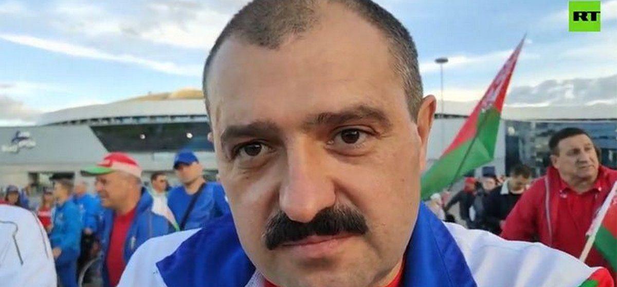 Старший сын Лукашенко рассказал RT о ситуации в Беларуси