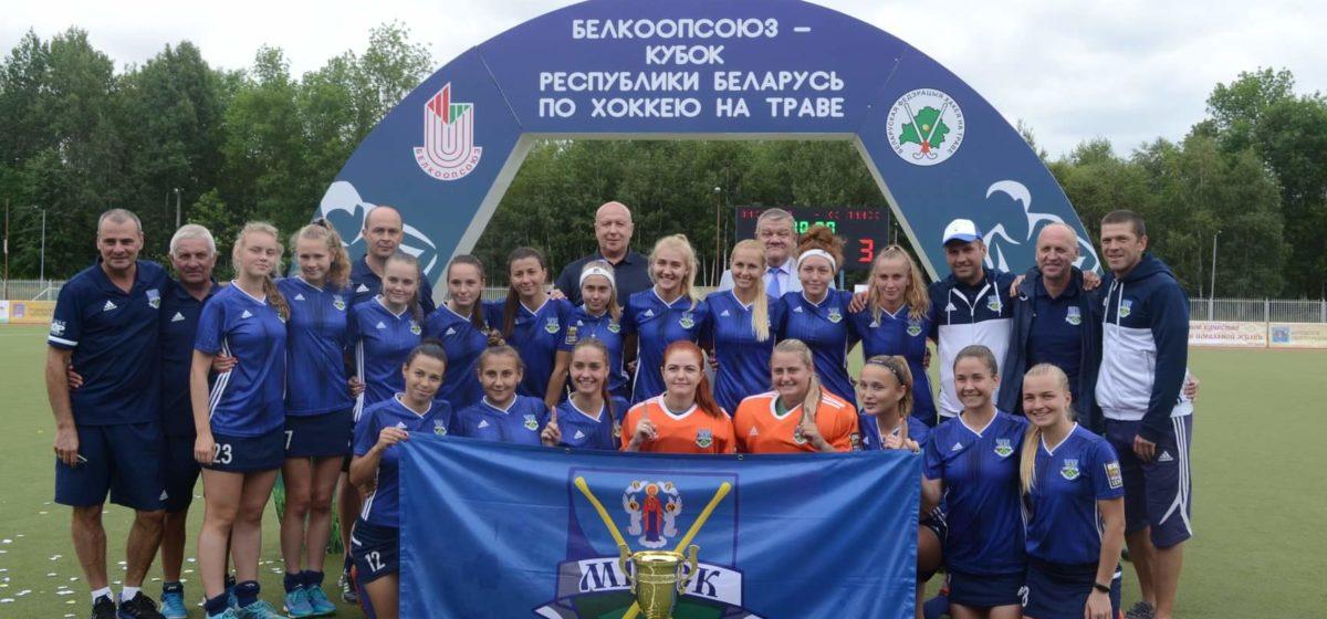 В Барановичах женские команды боролись за Кубок страны по хоккею на траве. Кто победил?