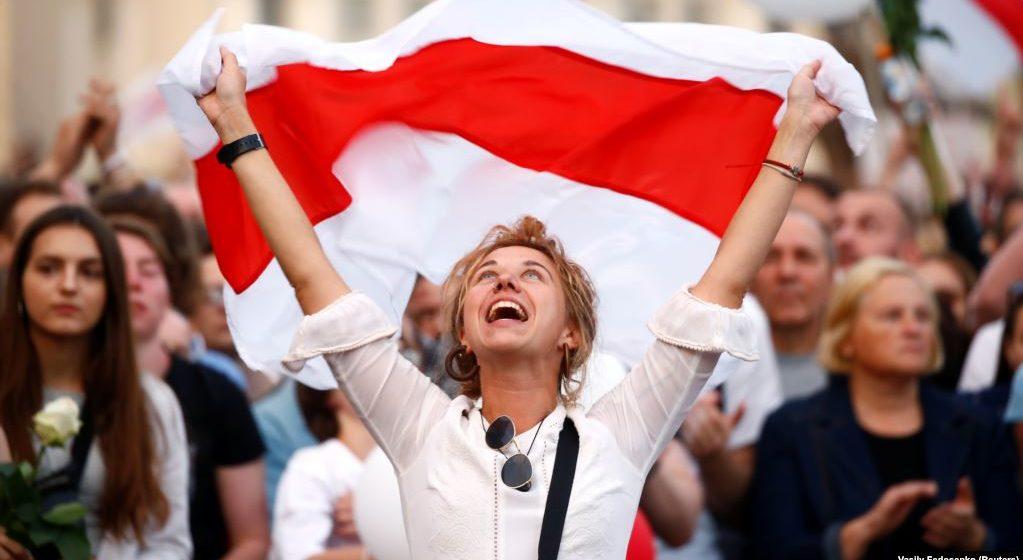 Восьмой день протестов в Беларуси. Прямой эфир