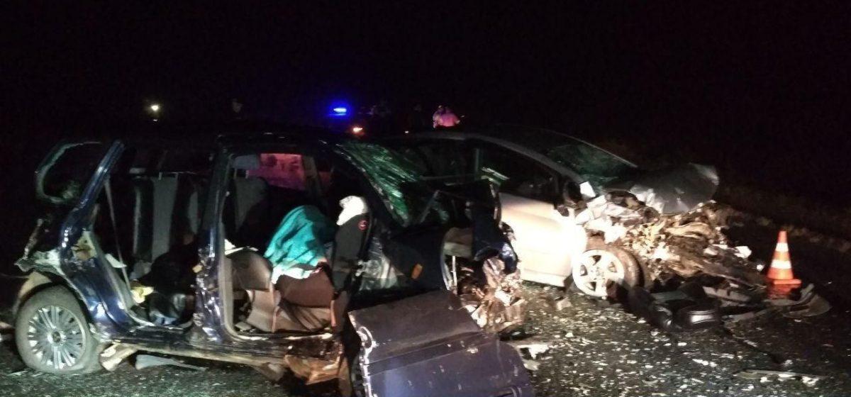 Страшная авария в Гомельском районе — погибли две женщины и ребенок, еще 5 человек в больнице