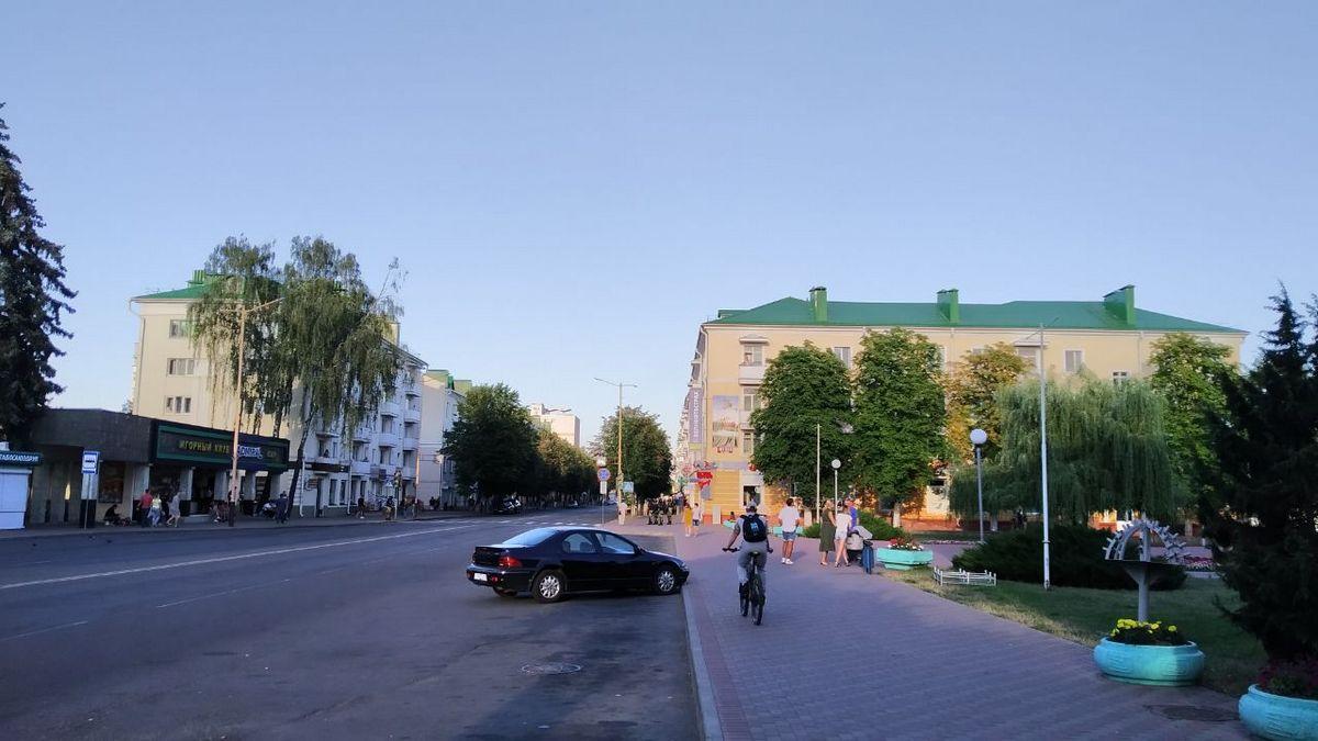 Фото, сделанное Игорем Курилёнком незадолго до задержания
