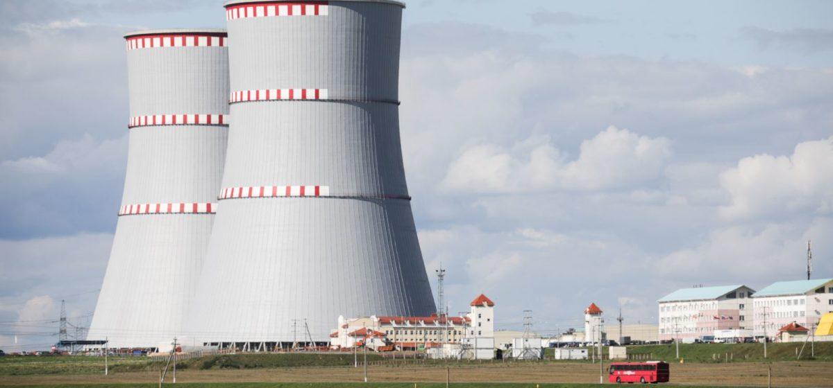 На БелАЭС начали загружать ядерное топливо в реактор