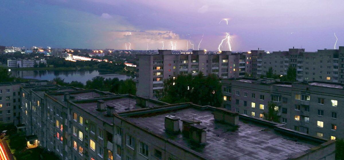 Какой будет погода в последние выходные лета в Барановичах?