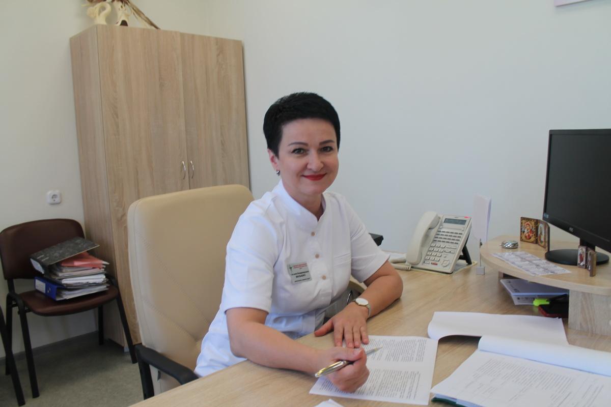 Татьяна Малышко. Фото: Татьяна МАЛЕЖ