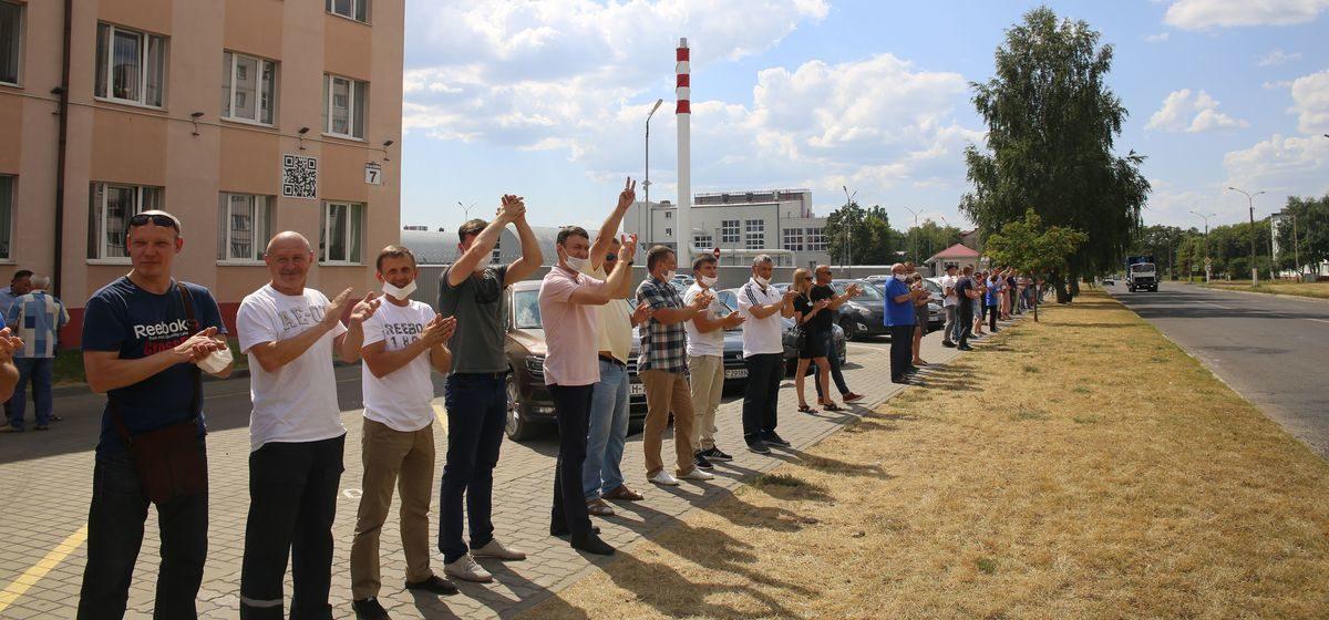 Осудили еще троих работников барановичского авиазавода за акцию против фальсификации выборов