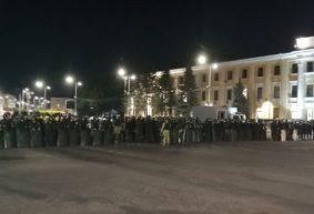 «Горожане не боятся протестующих, они боятся ОМОНа». Ответ жительницы Барановичей на обращение Юрия Громаковского