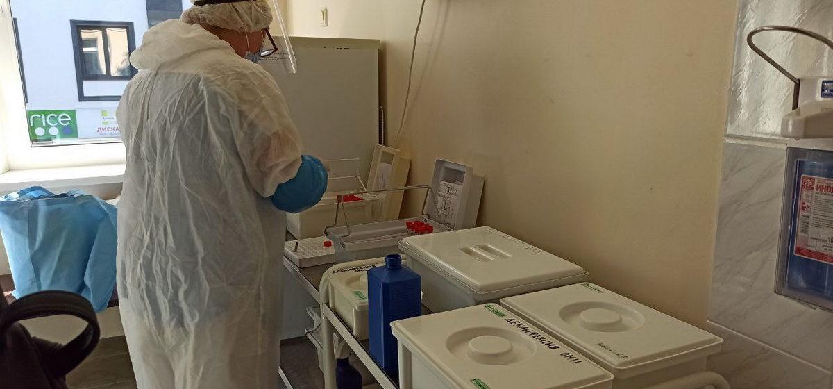 Смертность не уменьшается. Цифры по коронавирусу в Беларуси на 30 августа