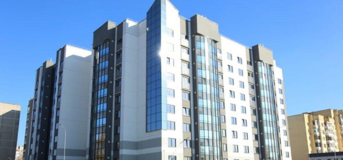 Однокомнатную квартиру в новом доме по проспекту Советскому в Барановичах выставят на аукцион