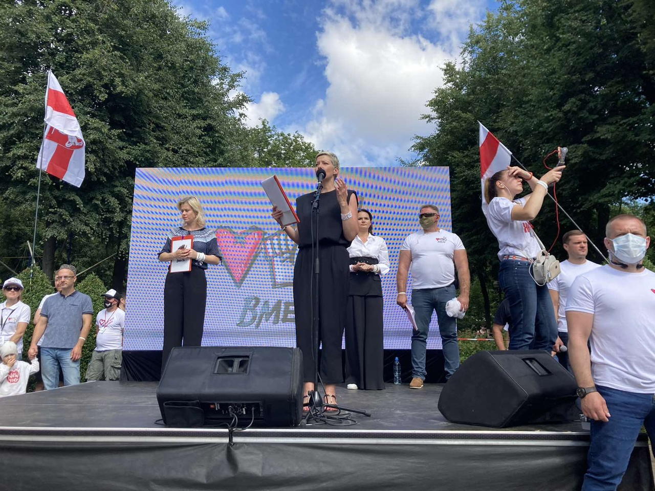 Мария Колесникова. Фото: intex-press