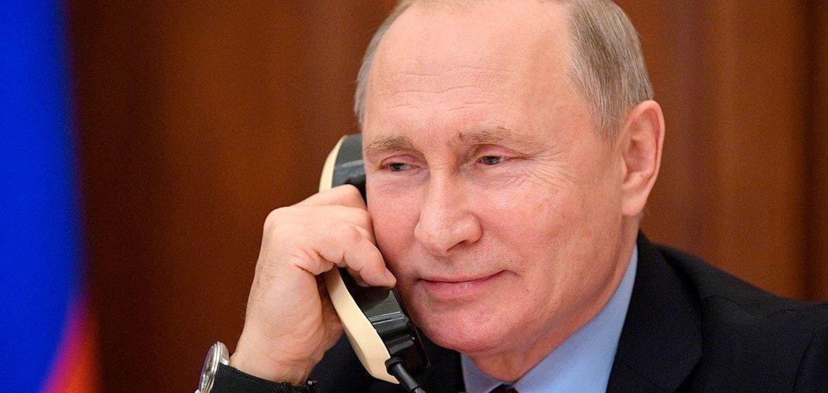 Путин о Романе Протасевиче: «Не знаю его и знать не хочу. Пускай делает что хочет»