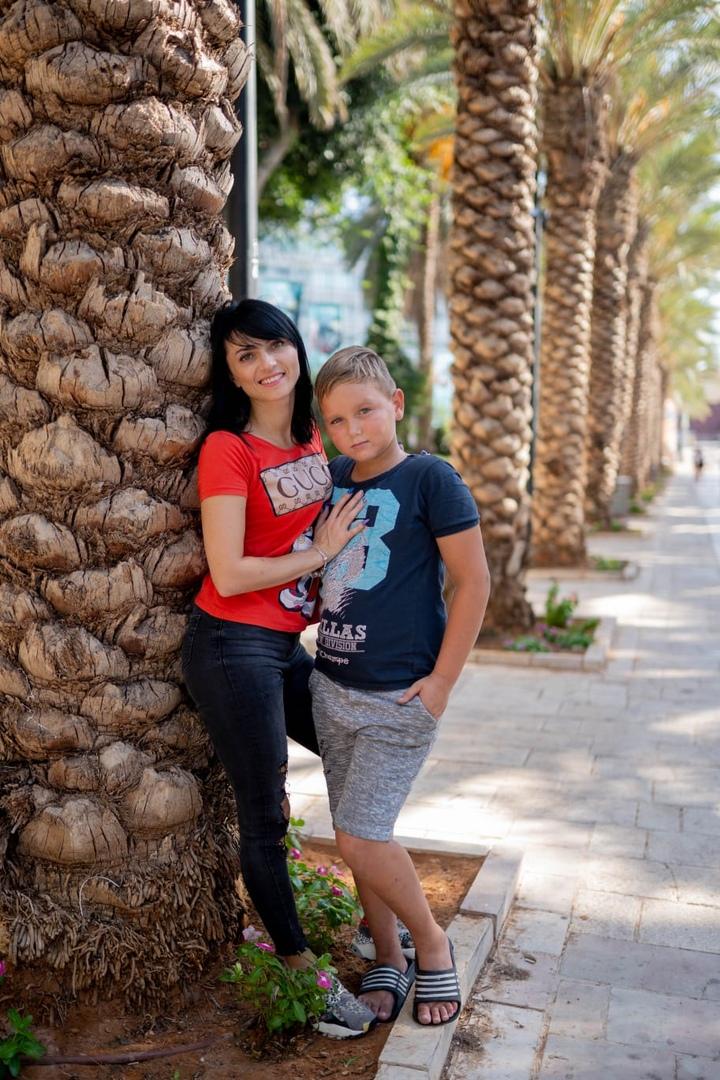 Надежда Соболь с семьей с 2017 года живет в  Израиле.  Фото: архив  Надежды СОБОЛЬ