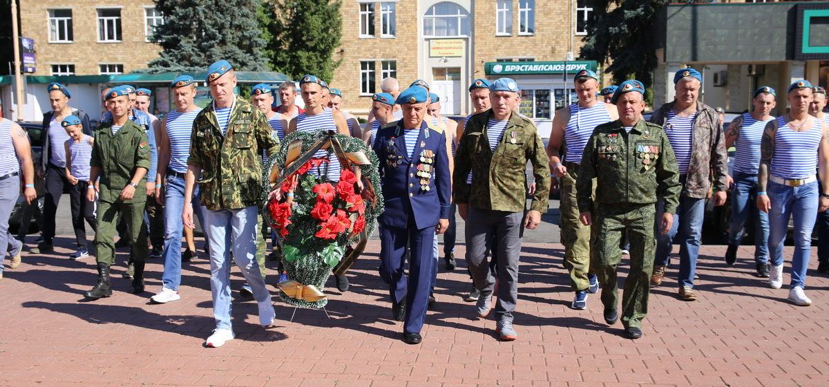 День ВДВ в Барановичах: как это было. Фоторепортаж