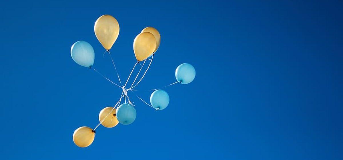 Минобороны сообщило о нарушении воздушного пространства Беларуси… воздушными шарами