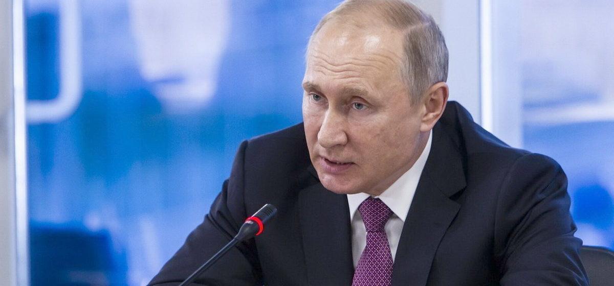 Путин рассказал, кто заманил «вагнеровцов» в Беларусь