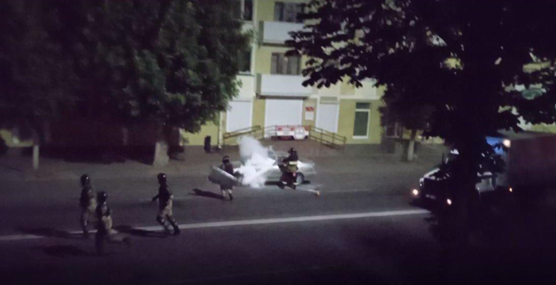 Сколько человек обратилось с жалобами на действия милиции во время протестов в Барановичах, рассказали в СК