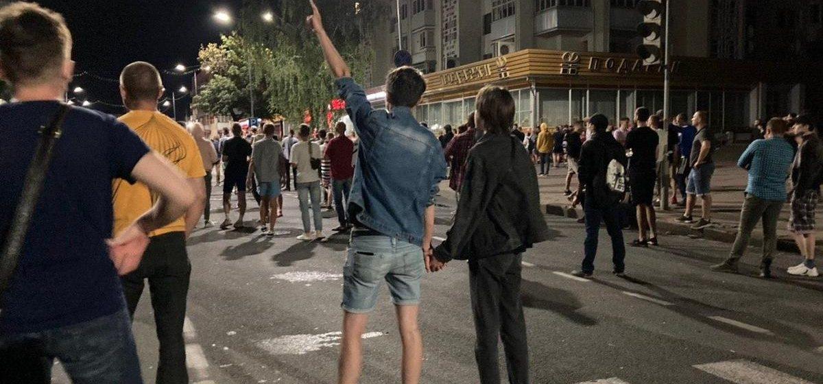 Замглавы МВД описал портрет «преступника», «связанного с протестной активностью»