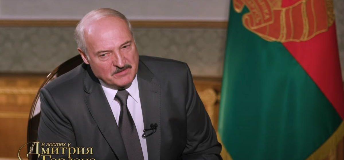 «Психологически спасать людей от психоза». Лукашенко рассказал, что будет делать, «если вдруг» он не будет президентом