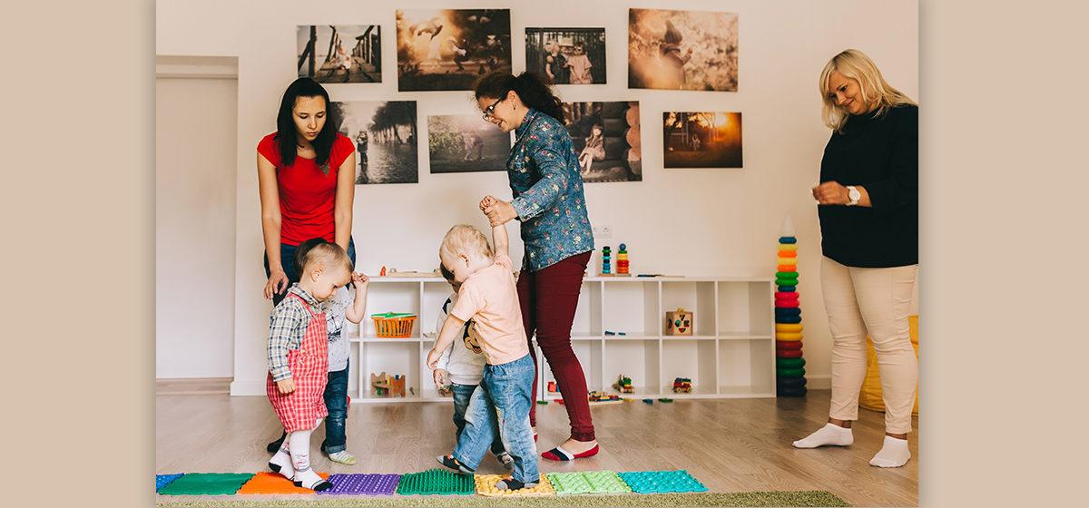 Новые возможности для детей в «Бэби клаб»*