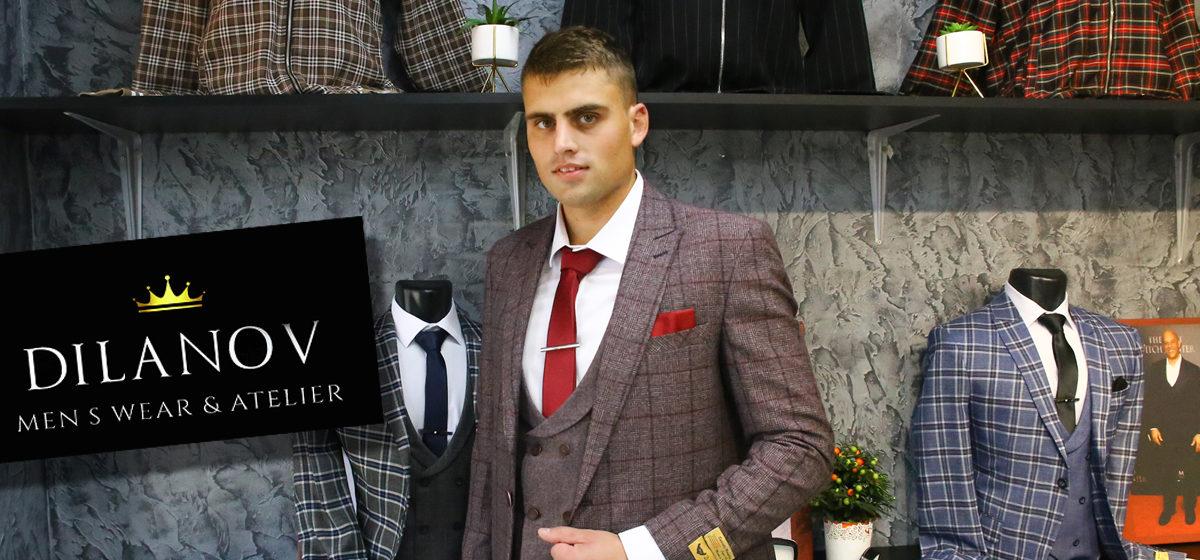 Испытано на себе. Где в Барановичах купить мужской костюм, чтобы отлично сидел*