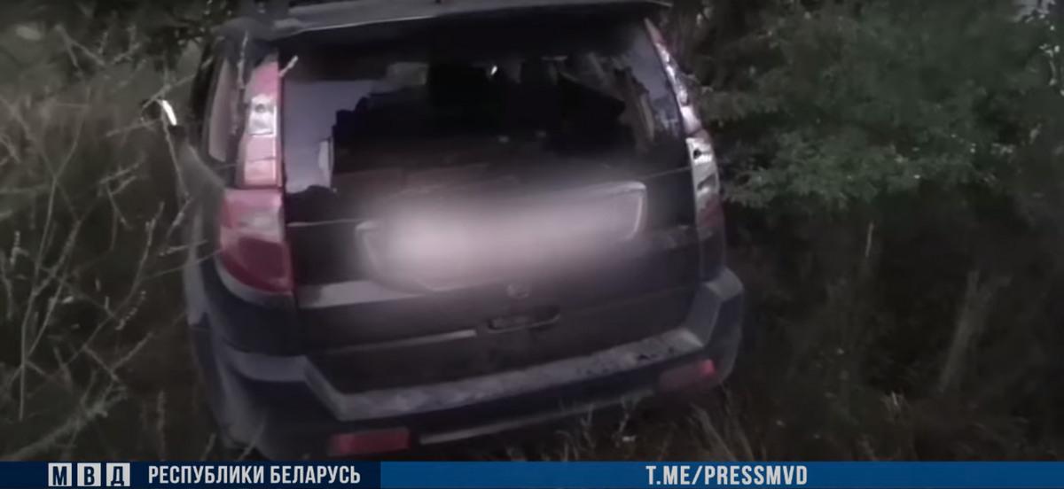 Инспектора ГАИ сбили в Барановичах. Водителя задерживали со стрельбой, но он скрылся