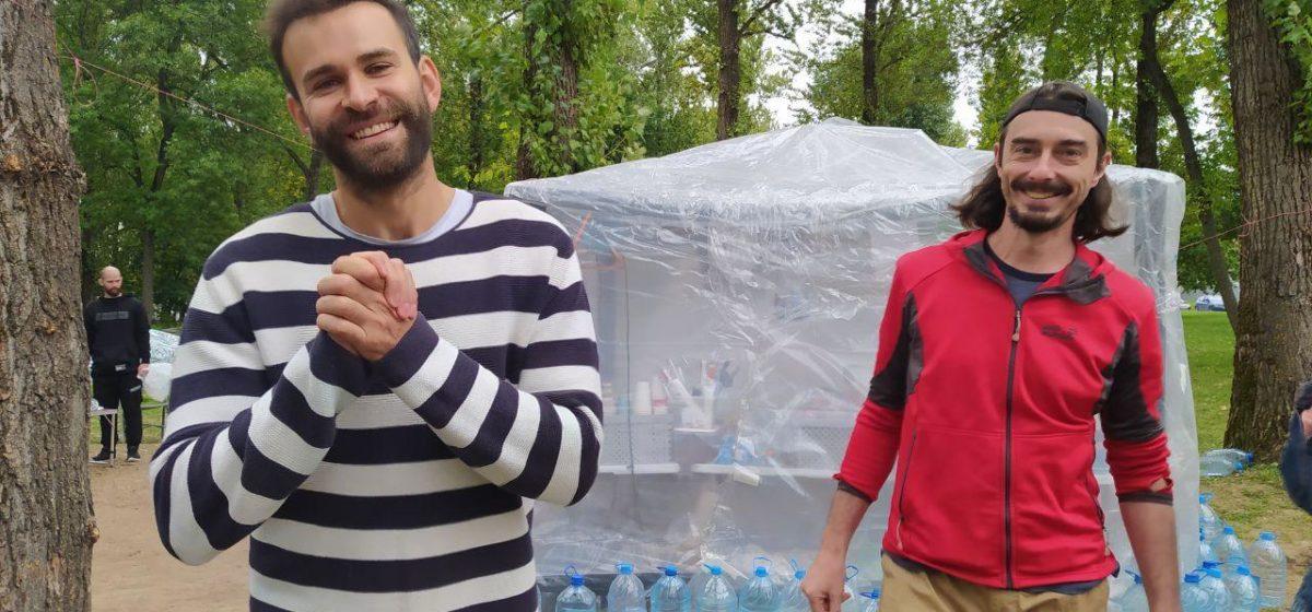 Телеведущий Денис Дудинский — об аресте и меню на Окрестина, видео на госканале и почему не отпустили вовремя