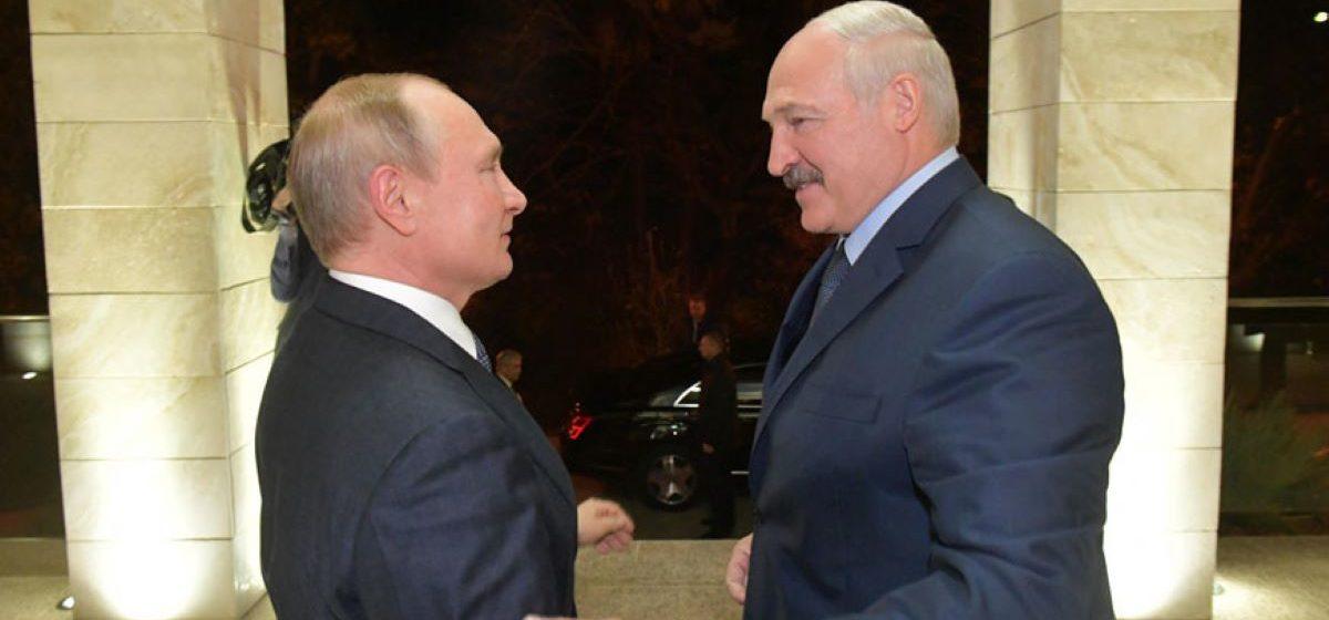 Российский «Спутник» опубликовал «план» капитуляции Лукашенко
