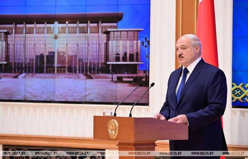 Лукашенко снова обвинил другие страны в белорусских протестах