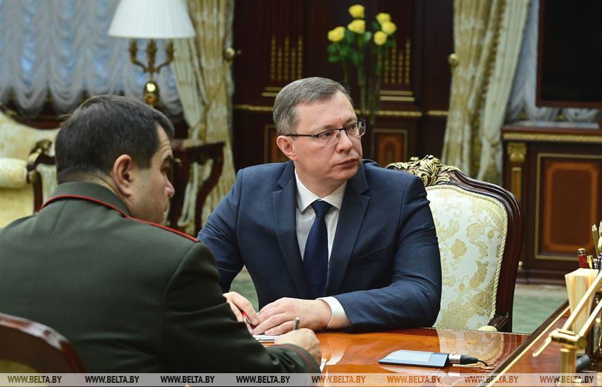 Александр Лукашенко назначил нового Генерального прокурора