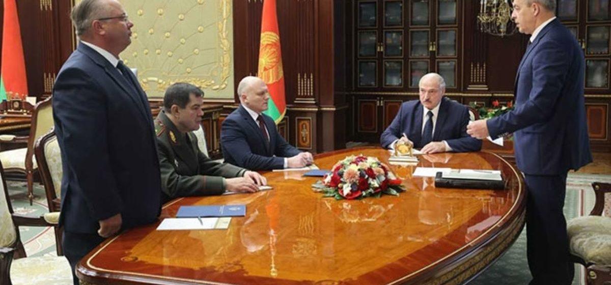 Лукашенко о протестах: управление происходило из Польши, Чехии, Литвы и Украины