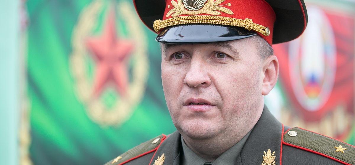 Министр обороны РБ в Москве: Различные деструктивные силы предприняли попытки смены власти в Беларуси