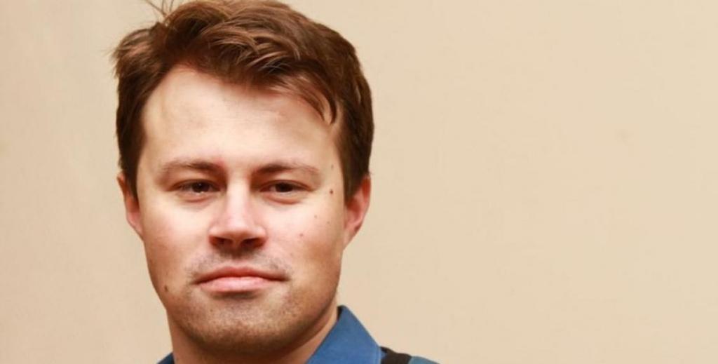 Юрий Чаусов, юрист, политолог. Фото: belsat.eu