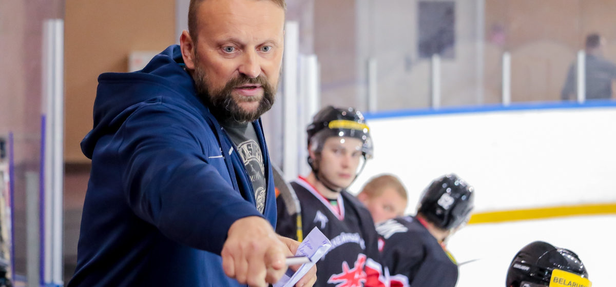 «Это дно днищенское». Бывший тренер ХК «Барановичи» Александр Руммо высказался об аресте Левченко