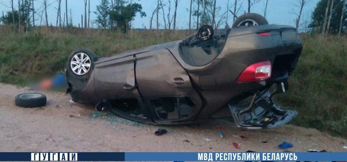 Водитель и его пятилетний сын погибли в ДТП в Столбцовском районе