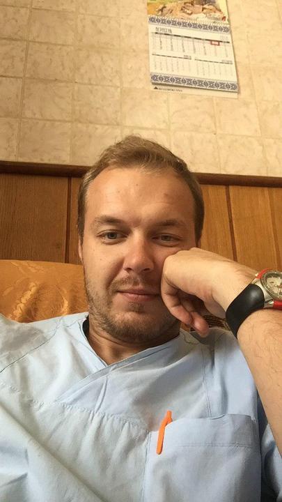Уролог 4-й городской клинической больницы Минска Алексей Белостоцкий. Фото: личный архива врача