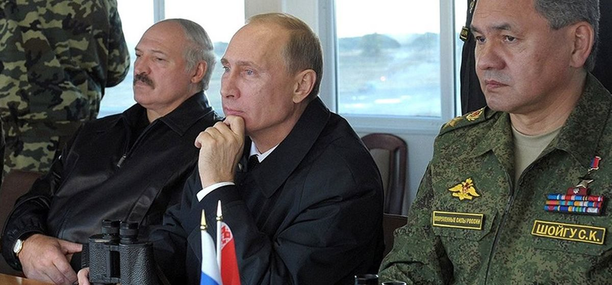 Военный эксперт: Путин перехватывает у Лукашенко контроль над военной политикой Беларуси