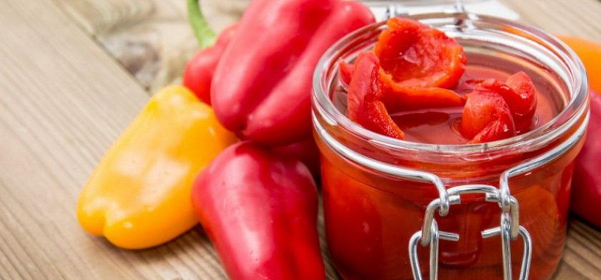 Вкусно и просто. Маринованный болгарский перец на зиму