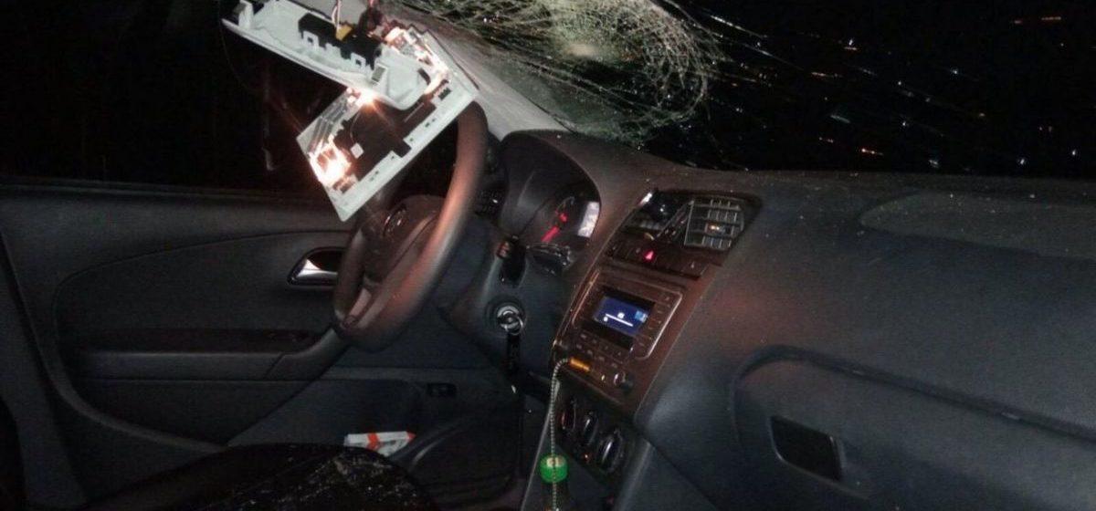 Водитель Volkswagen насмерть сбил пешехода в Ивацевичском районе