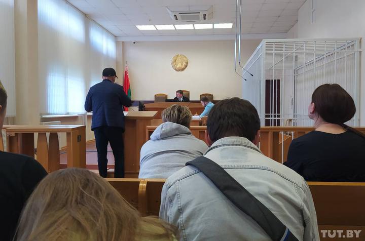 «Новаш» в зале суда